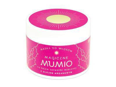 Maska magiczne mumio 200 ml NAMI