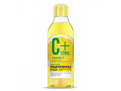 Woda micelarna C + Citrus Anti Age 245ml
