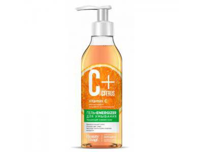 FK Żel-energizer do mycia twarzy C+citrus 240ml