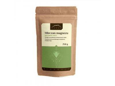 Mleczan magnezu 250g (Magnesii lactase)