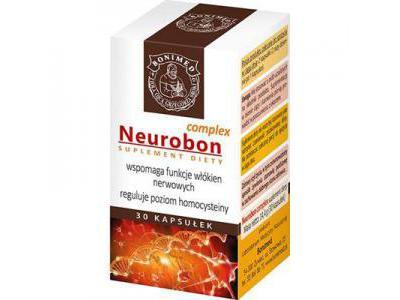 Neurobon complex 30 kapsułek BONIMED