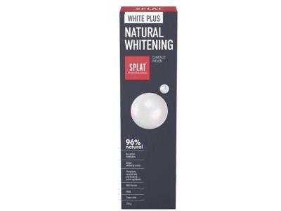 SPLAT Pasta Bio Professional White Plus 125 g