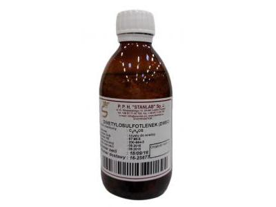 DMSO Dimetylosulfotlenek Stanlab CZDA 250 ml