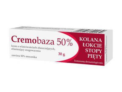 Cremobaza 30% krem zmiękczający 30g
