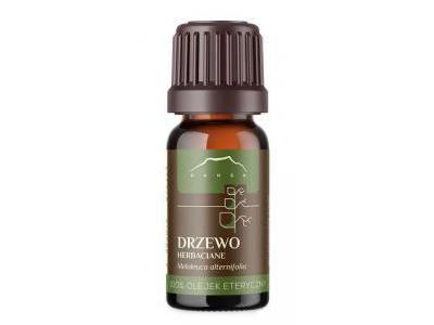 Olejek z drzewa herbacianego eteryczny 10ml